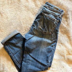 KUT from Kloth Catherine boyfriend jeans